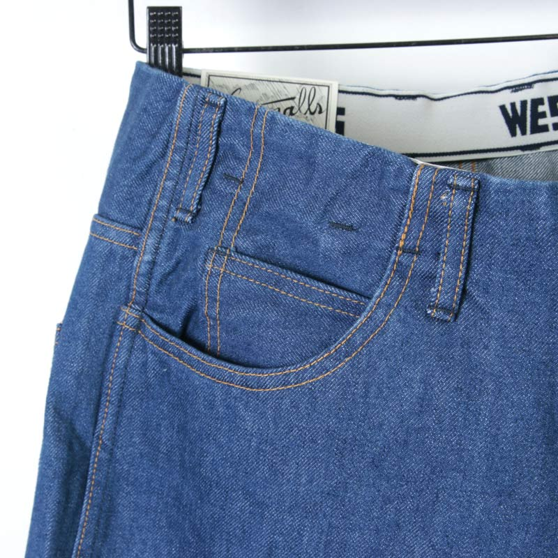 WESTOVERALLS(ウエストオーバーオールズ) 803W DENIM OW size27、28