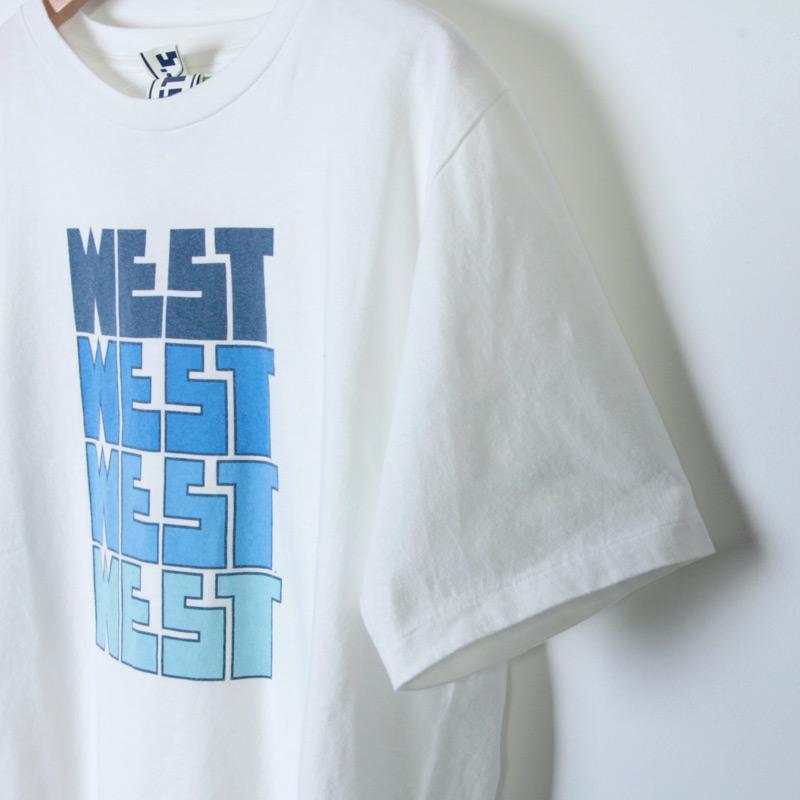 WESTOVERALLS(ウエストオーバーオールズ) GOTSU WEST T-SHIRT