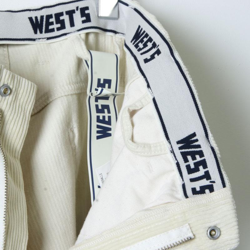 WESTOVERALLS(ウエストオーバーオールズ) 801S CORDUROY size30、32