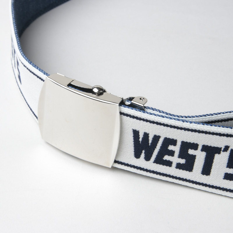 WESTOVERALLS(ウエストオーバーオールズ) WEST'S GI-BELT