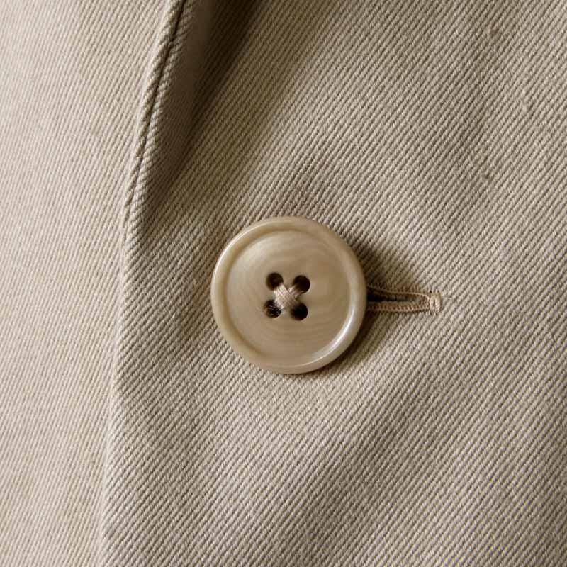 YAECA(ヤエカ) CHINO CLOTH JACKET