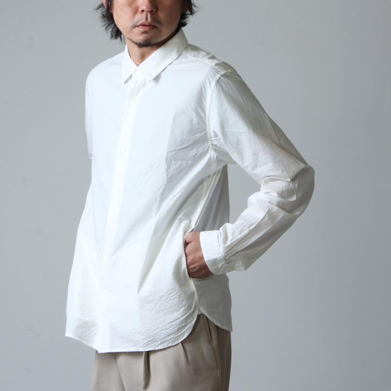 YAECA(ヤエカ) COMFORT SHIRT STANDARD