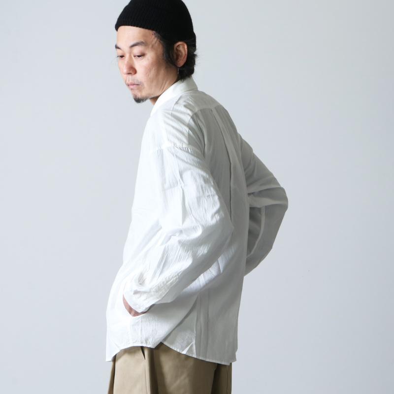 YAECA(ヤエカ) COMFORT SHIRT EXTRA WIDE