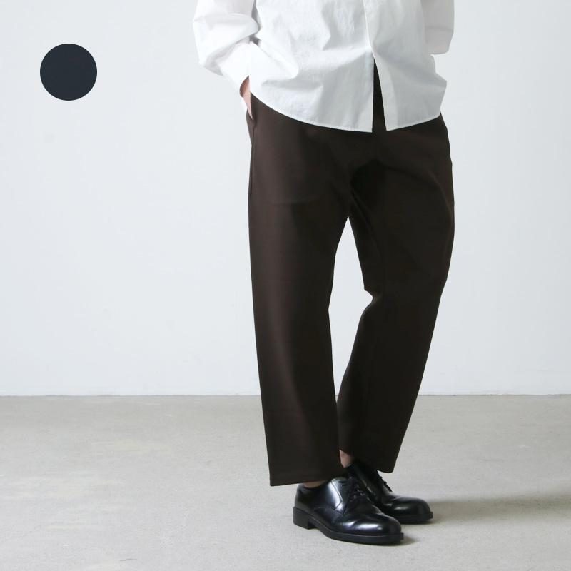 YAECA (ヤエカ) MOCK RODDY EASY PANTS / モックロディ イージーパンツ