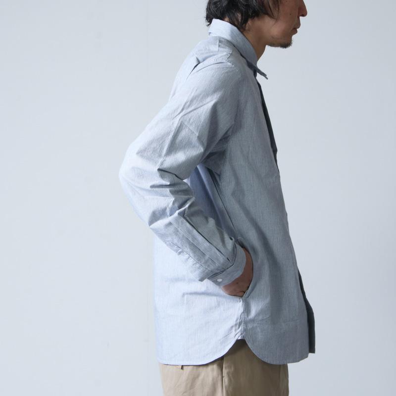 YAECA(ヤエカ) COMFORT SHIRT STANDARD RC