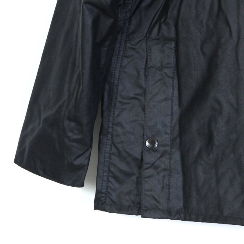 BARBOUR(バブアー) BEDALE SLIM #Black