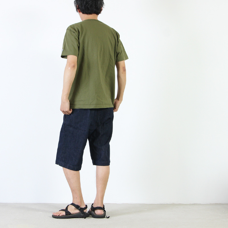 Champion(チャンピオン) T1011 US POCKET T-SHIRT
