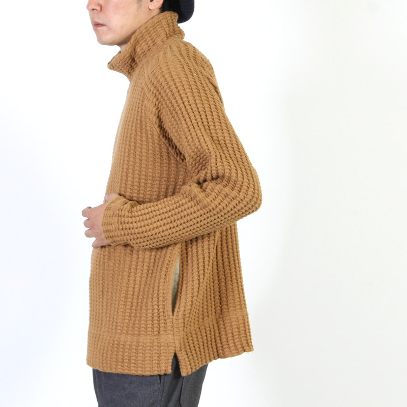 CURLY(カーリー) CLOUDY MOC NECK
