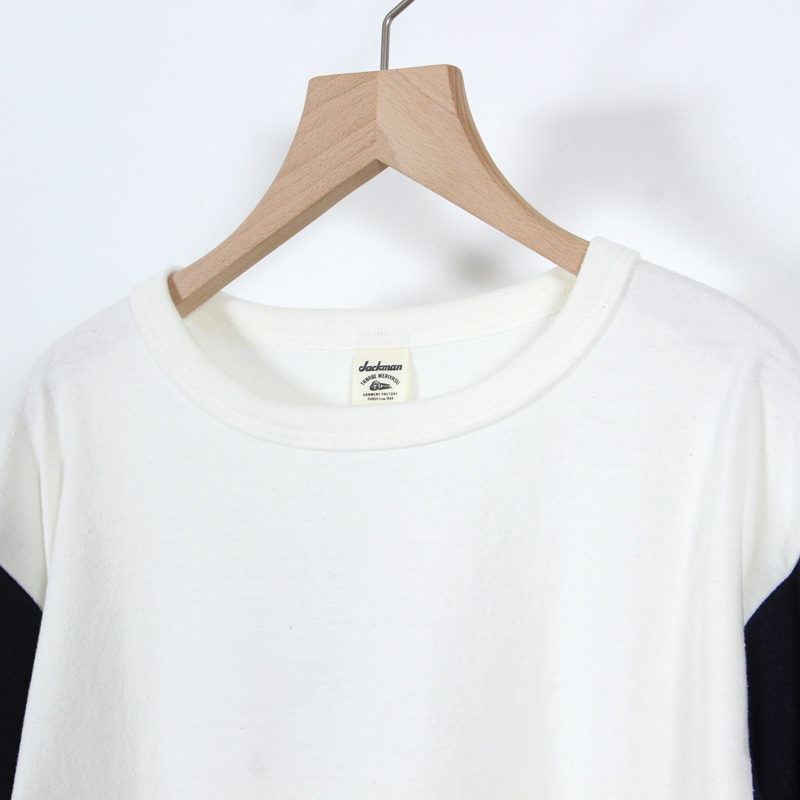 Jackman(ジャックマン) Baseball T-Shirt