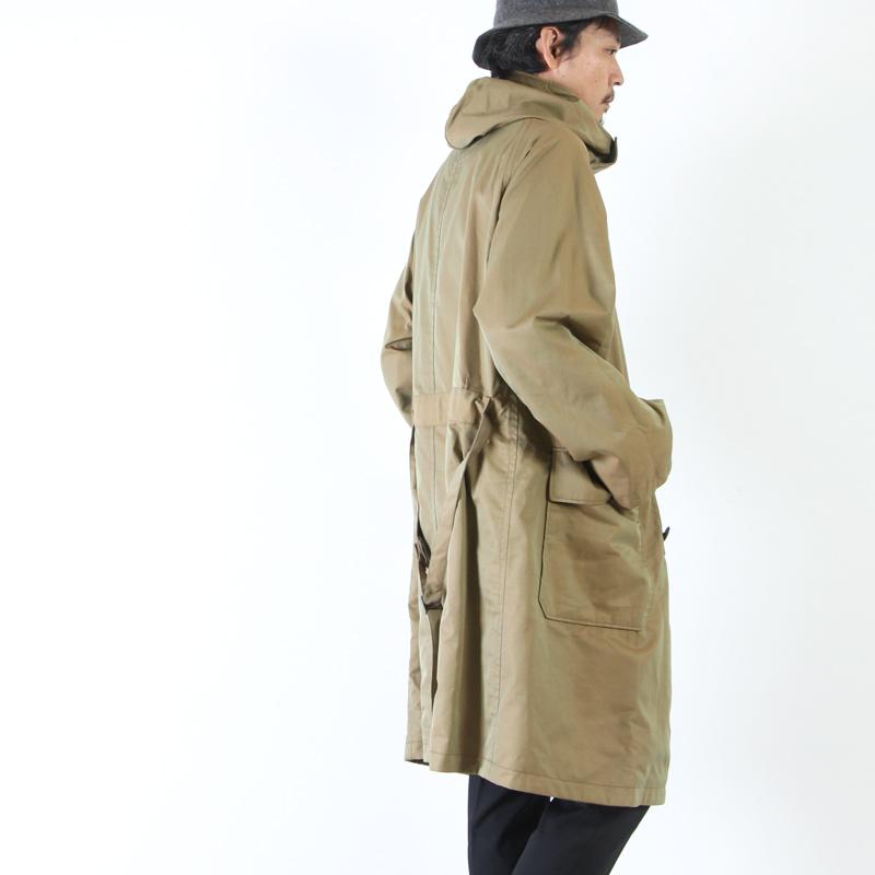 KAPTAIN SUNSHINE(キャプテンサンシャイン) Reversible Mt. Coat