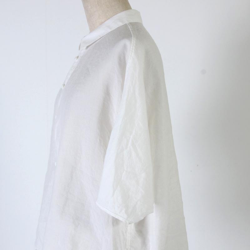 NO CONTROL AIR(ノーコントロールエアー) トップラミーリヨセル ドルマンスリーブシャツ