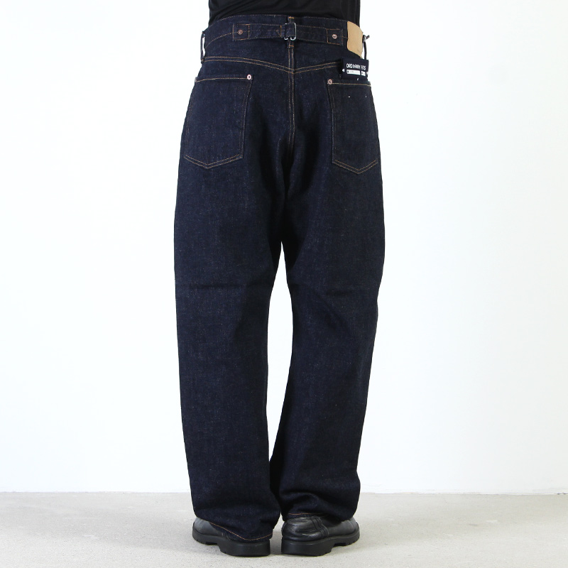 Ordinary Fits(オーディナリーフィッツ) FARMERS 5POCKET DENIM one wash