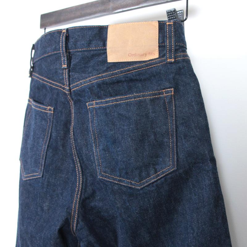 Ordinary Fits(オーディナリーフィッツ) 5POCKET ANKLE DENIM one wash