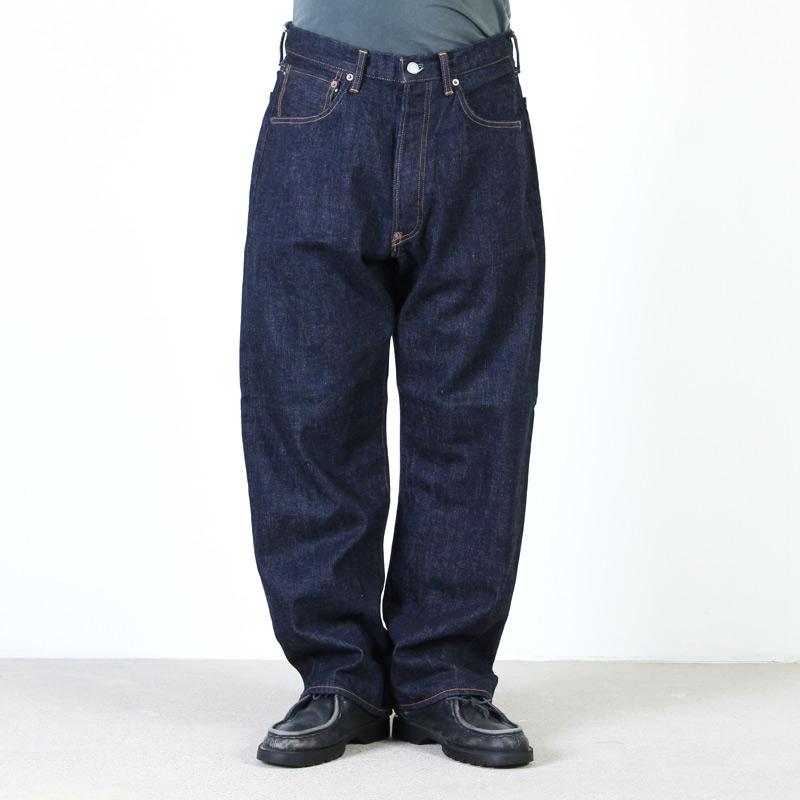 Ordinary Fits(オーディナリーフィッツ) FARMERS 5POCKET DENIM one wash