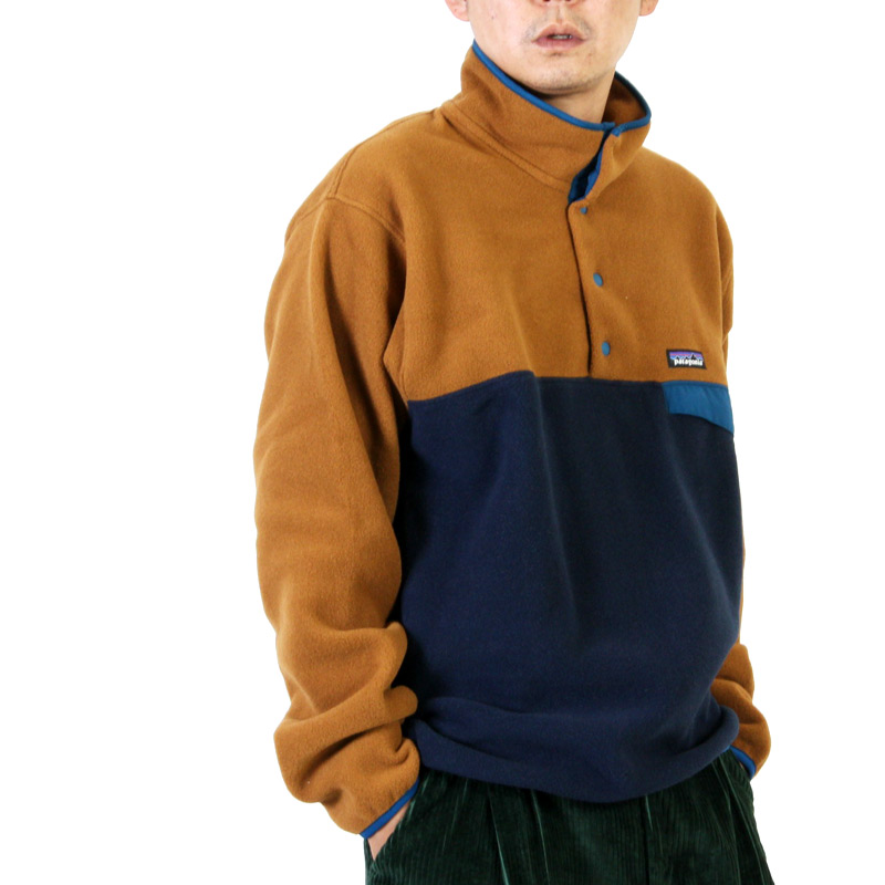 PATAGONIA(パタゴニア) M's LW Synch Snap-T P/O