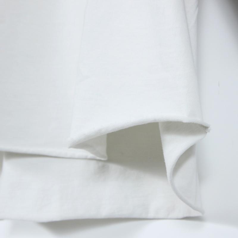 REMI RELIEF(レミレリーフ) 度詰め天竺 グランジ7分袖