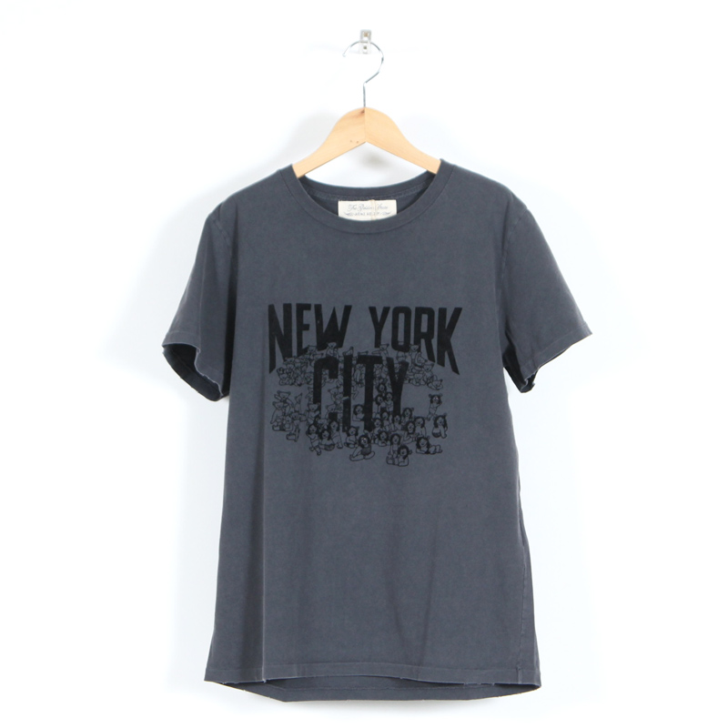 REMI RELIEF(レミレリーフ) スペシャル加工Tee 『NYC』