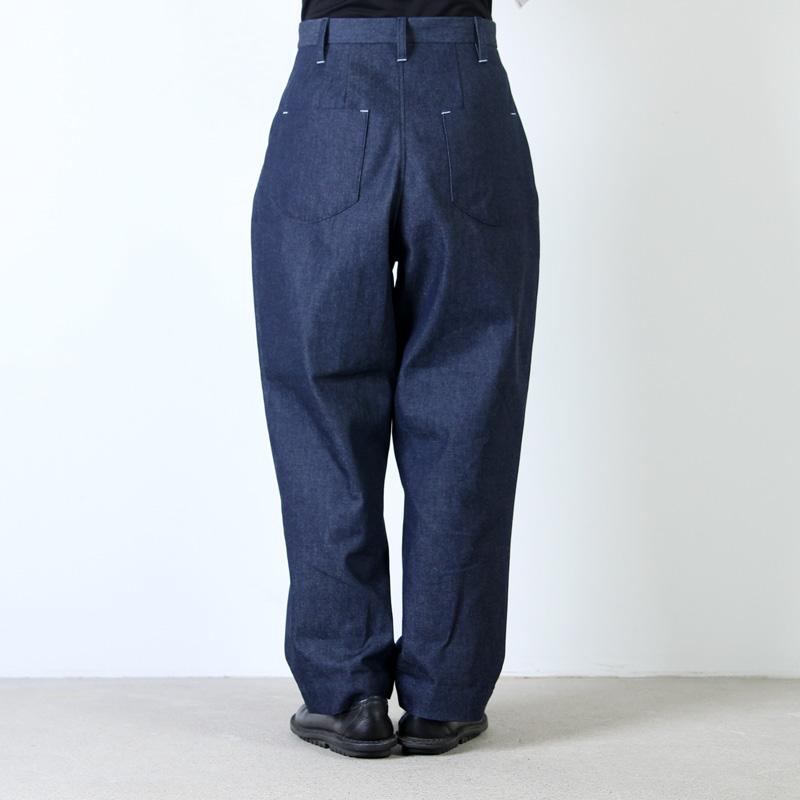 rikolekt(リコレクト) A-denim TACK PANTS