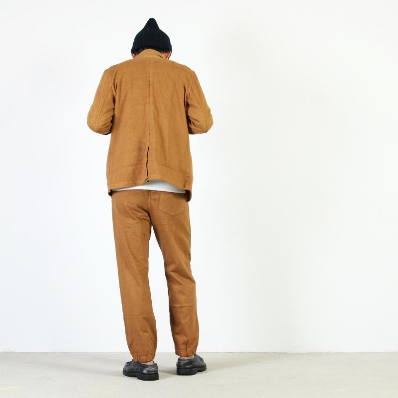 SBTRACT(サブトラクト) Fleece Machine Hard 天竺 #Gold