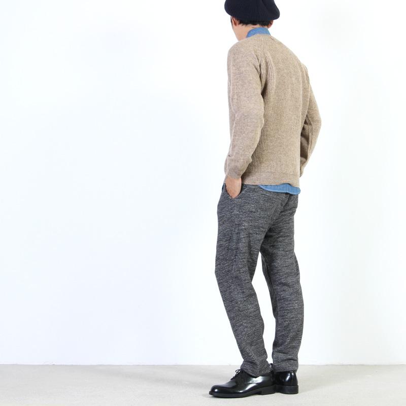 Soglia(ソリア) LERWICK Sweater