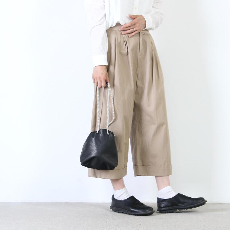 STYLE CRAFT(スタイルクラフト) ゴート巾着型バッグ