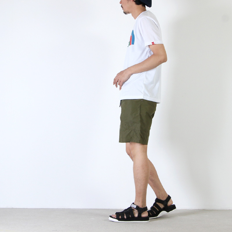 THE NORTH FACE(ザノースフェイス) S/S Colorful Logo Tee