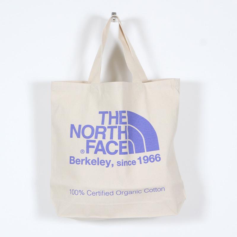 THE NORTH FACE(ザノースフェイス) TNF ORGANICCOTTON TOTE