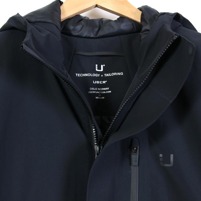 UBER(ウーバー) Regulator Hooded Jacket