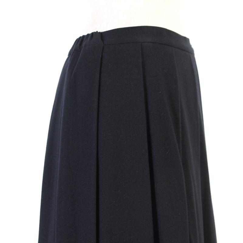 Veritecoeur(ヴェリテクール) マイクロモダールプリーツスカート