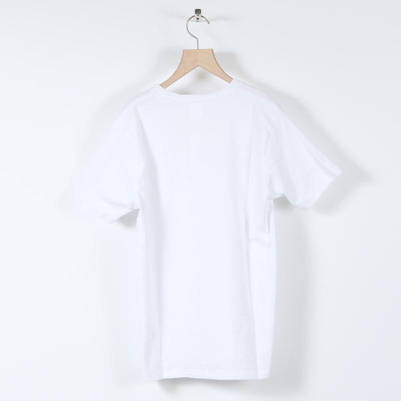 weac.(ウィーク) パグちゃんポケットTシャツ