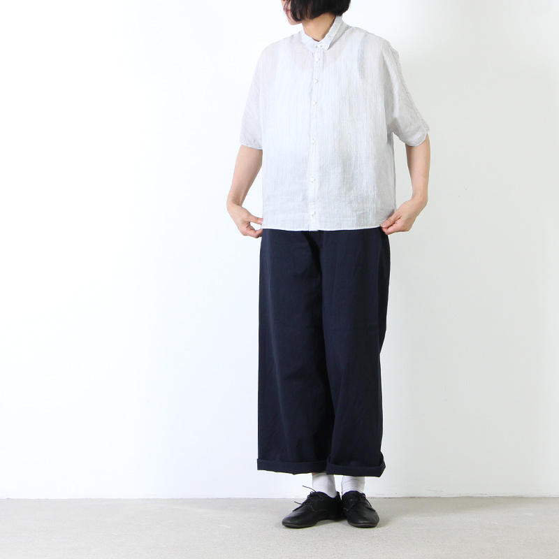 YAECA(ヤエカ) CHINO CLOTH PANTS WIDE