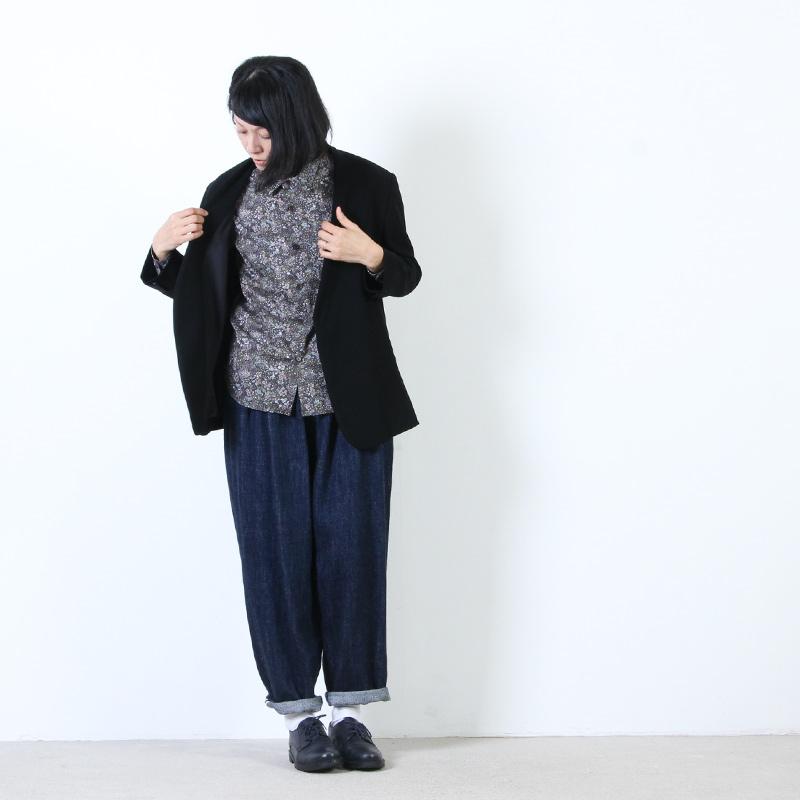 YAECA(ヤエカ) WRITE BUTTON SHIRT