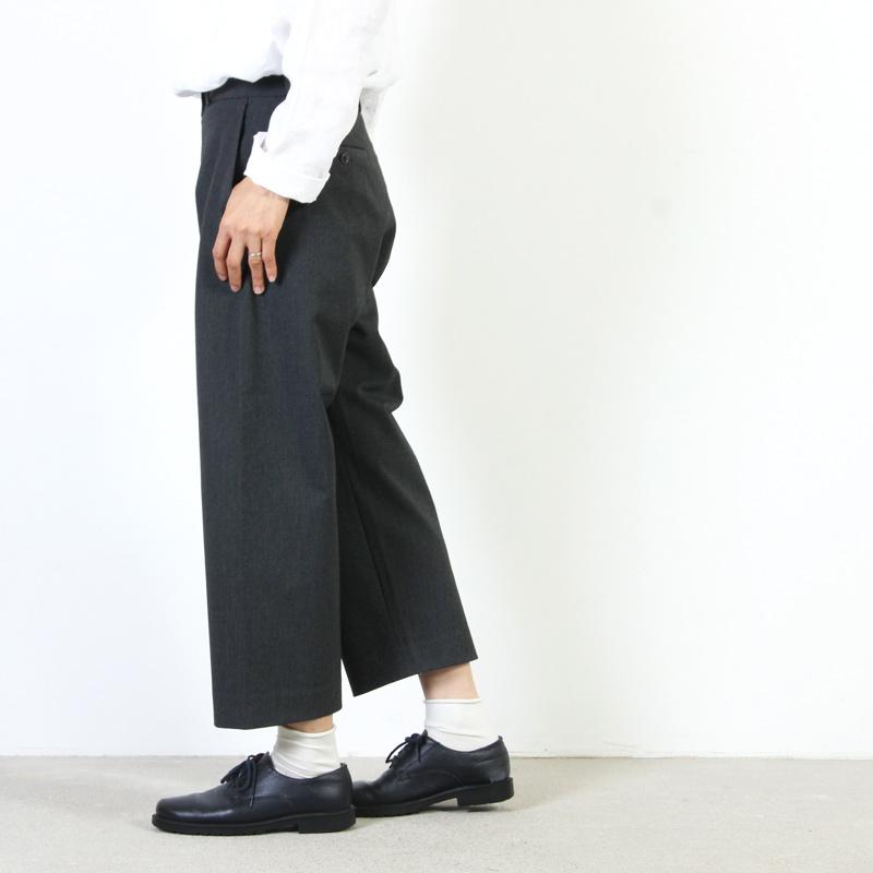 YAECA(ヤエカ) CONTEMPO 2WAY PANTS WIDE STRAIGHT