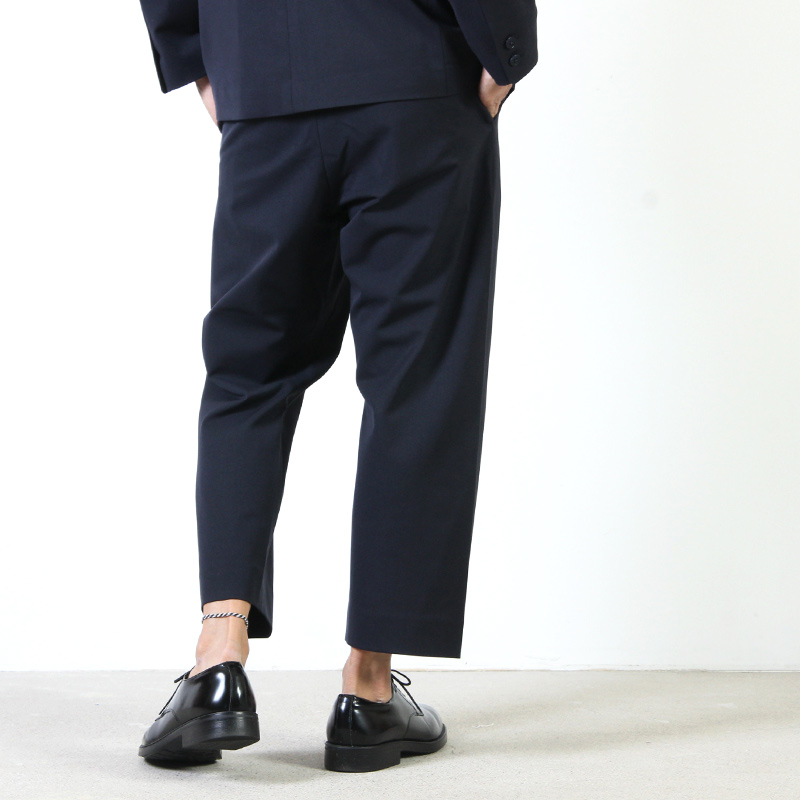YAECA(ヤエカ) CONTEMPO SET UP PANTS