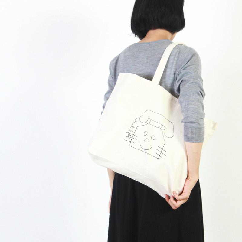 YAECA(ヤエカ) PRINT BAG PHONE