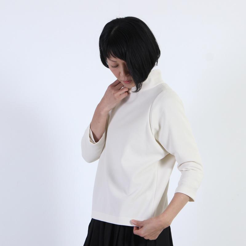 yangany(ヤンガニー) ロールカラーブラウス