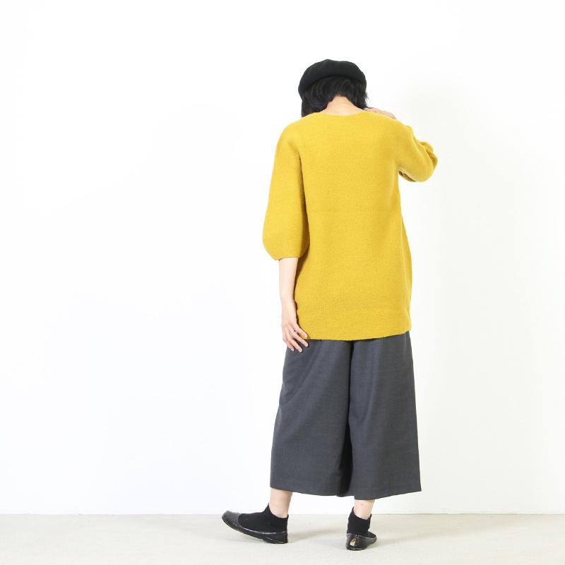 yangany(ヤンガニー) ブークレーバルーンプルオーバー