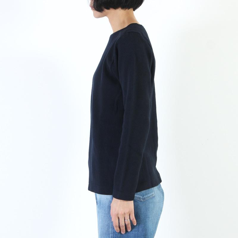 yohaku(ヨハク) l/s tee