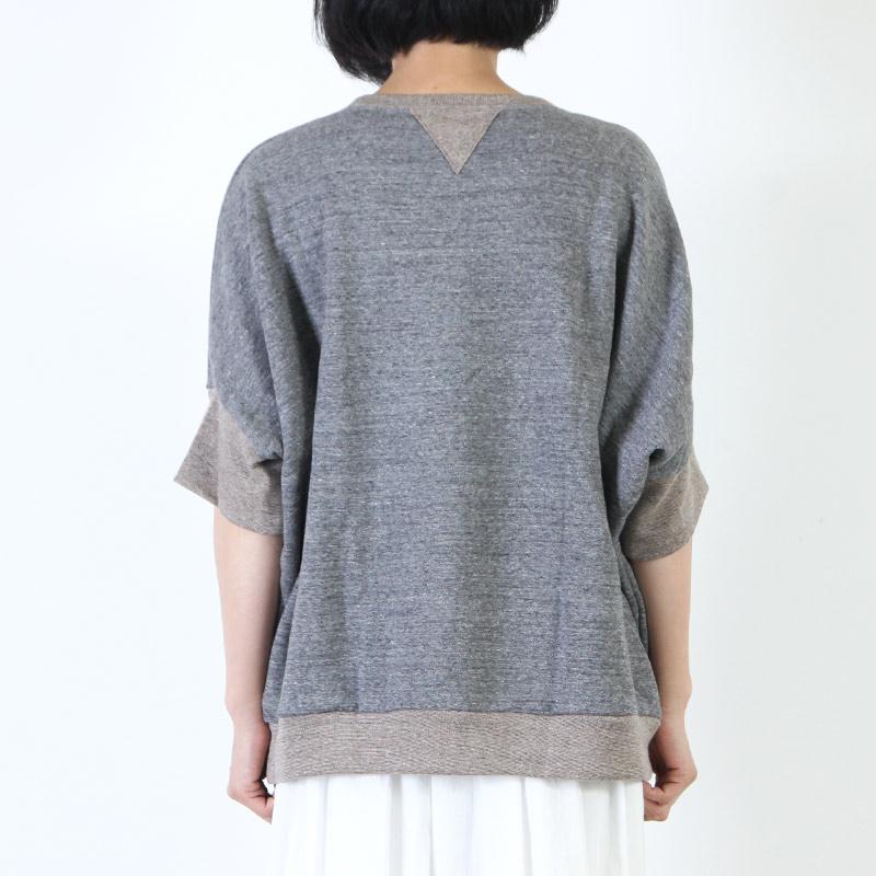 yohaku(ヨハク) dolman top